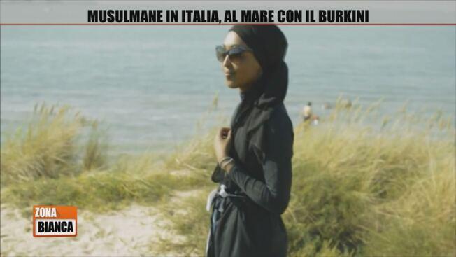 """Zia islamica massacra nipotina: """"Non puoi indossare il costume come le italiane"""""""