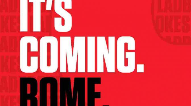 EURO2020: IT'S COMING ROME!