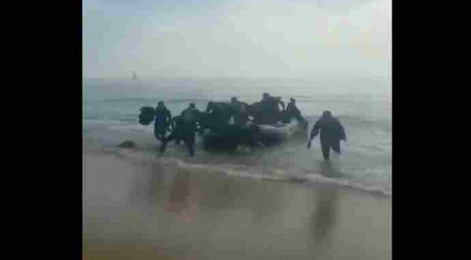 Venti clandestini assaltano isola di Levanzo: uno muore