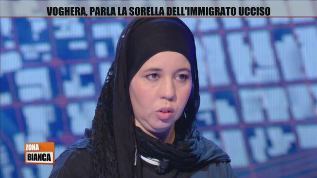 """Sorella spacciatore marocchino contro italiani: """"Senza cuore"""", i clienti si schierano con lei – VIDEO"""