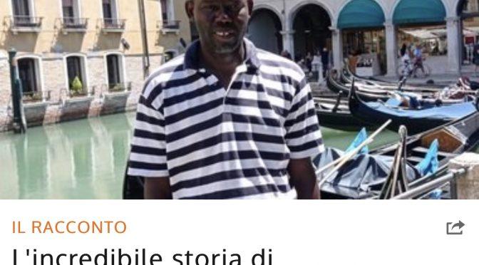 Lavori che gli italiani non vogliono fare: il 'gondoliere'