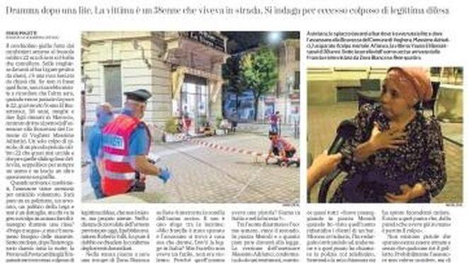 """Voghera, sorella spacciatore marocchino protesta: """"In Italia non c'è legge"""""""