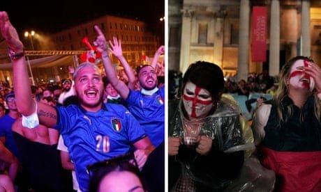 L'ultimo maledetto rigore: l'esultanza italiana e la delusione inglese – VIDEO