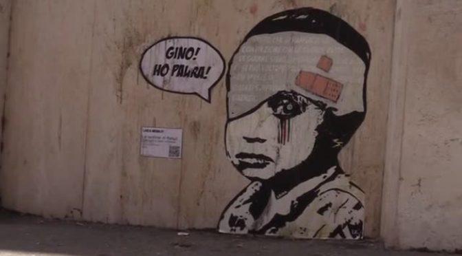 """Emergency: """"Non vediamo l'ora di collaborare coi Talebani"""", ridicolizzato murale"""
