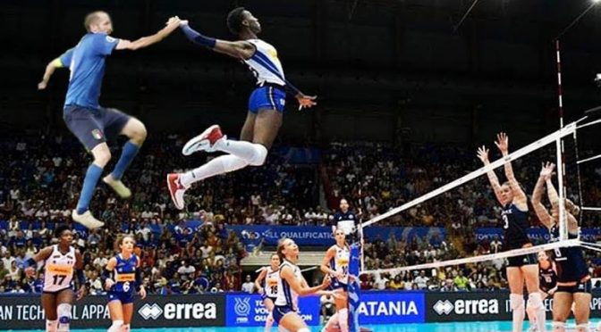 Le paladine nigeriane del PD fuori dai Giochi