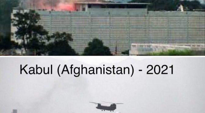 Kabul è peggio di Saigon: senza bianchi è la fine dell'Impero americano