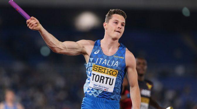 Tortu vince il decimo oro per l'Italia: 4×100 prima nonostante il nigeriano
