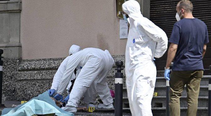 Ora gli spacciatori africani hanno paura: italiani ne ammazzano due in un mese