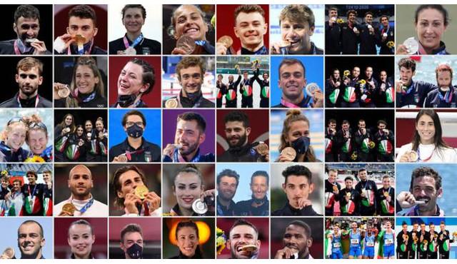 Olimpiadi, record di medaglie per l'Italia senza immigrati: l'unico stava per farci perdere l'oro!