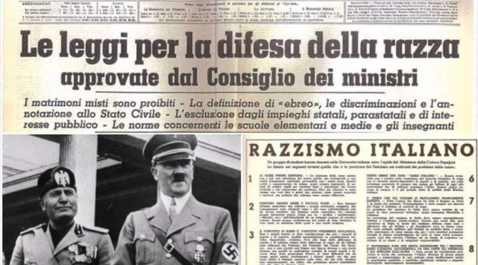 """La razza eletta di Repubblica: """"Abolire la parola razza"""""""
