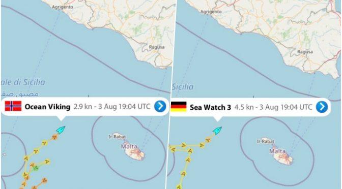 """Ong con 800 soldati islamici a bordo: """"Dobbiamo sbarcare in Italia"""""""