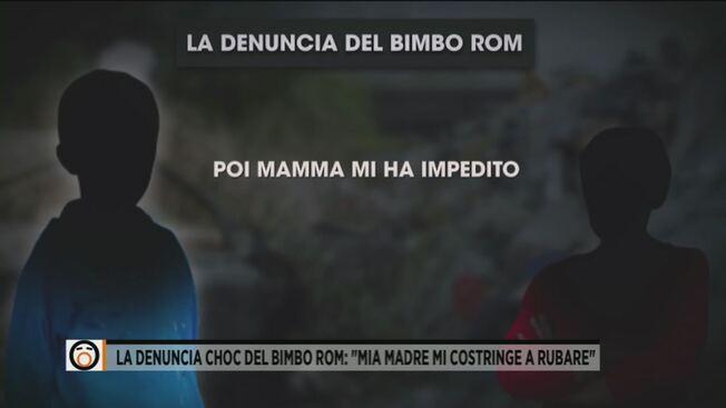 I Rom che piacciono a Bergoglio schiavizzano i bambini – VIDEO