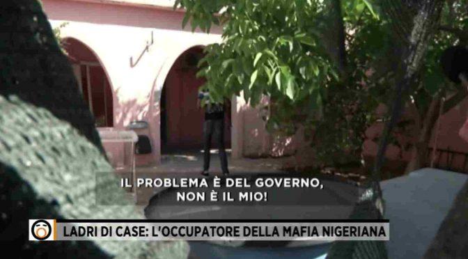 Italiani cacciati di casa per darle ai boss della Mafia nigeriana – VIDEO