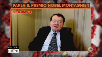 """Fuori dal Coro, Nobel Montaigner affonda vaccinazione di massa: """"Nulla di scientifico"""" – VIDEO"""