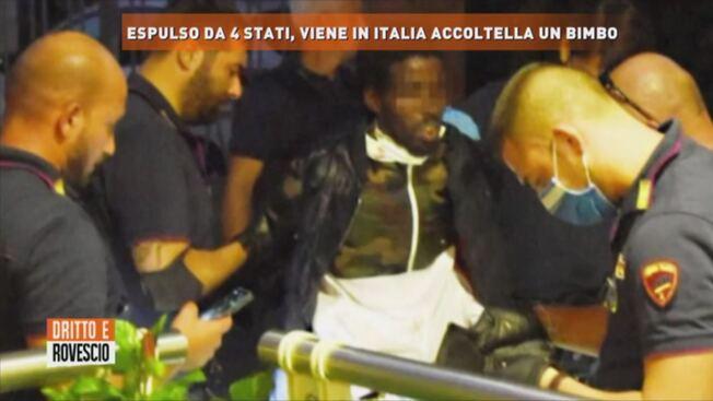 Boom di crimini degli immigrati: in Italia con la licenza di uccidere – VIDEO