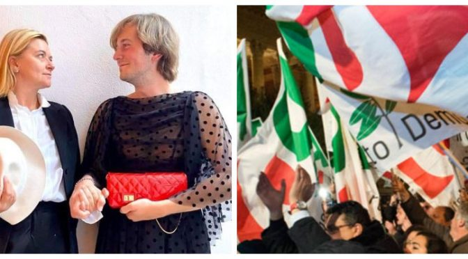 Pd partito dei travestiti: ecco i candidati a Rimini