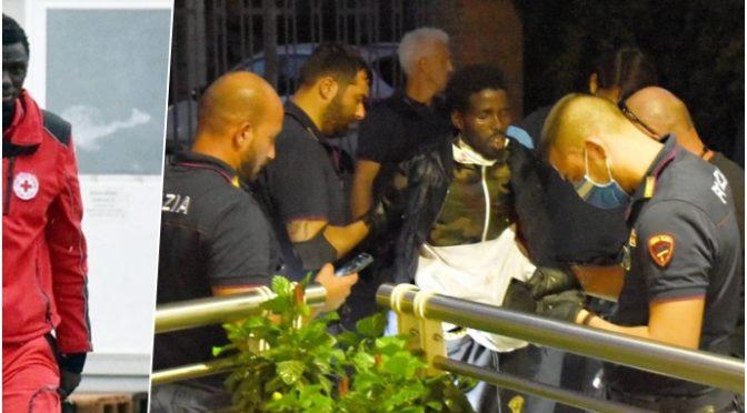 """Migrante recidivo sgozza donne e bambini a Rimini, PD: """"Una storia di integrazione riuscita"""""""