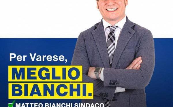"""""""Per Varese, meglio Bianchi"""": la sinistra vuole eliminare i Bianchi da Varese"""