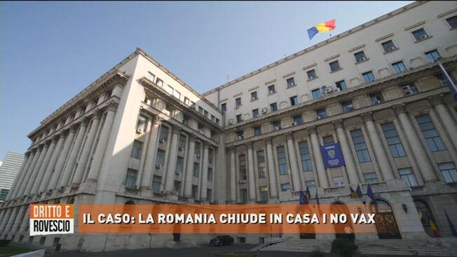 I non vaccinati chiusi in casa: scatta il coprifuoco selettivo in Romania
