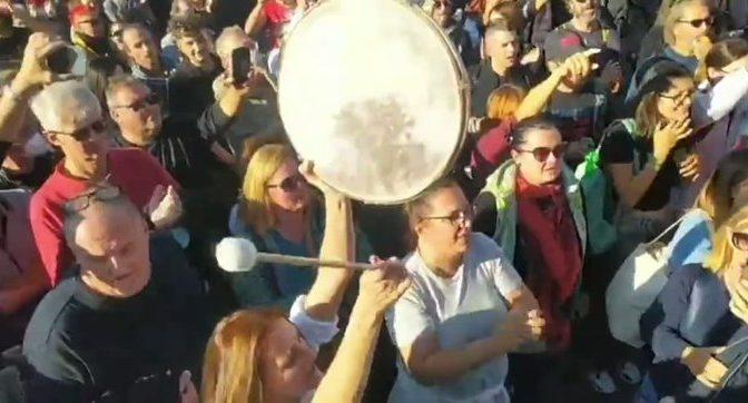 Trieste, migliaia chiudono il porto: ormai la rivolta è 'sfuggita' di mano