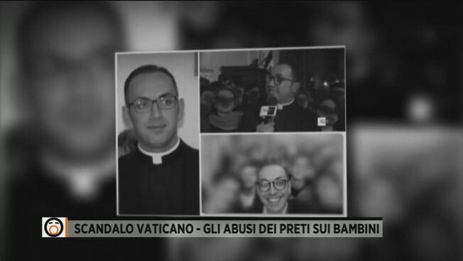 Prete stupratore di bambini nascosto dal vescovo dei migranti – VIDEO