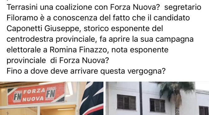 Il Pd dopo Salvini si allea anche con Forza Nuova 😂