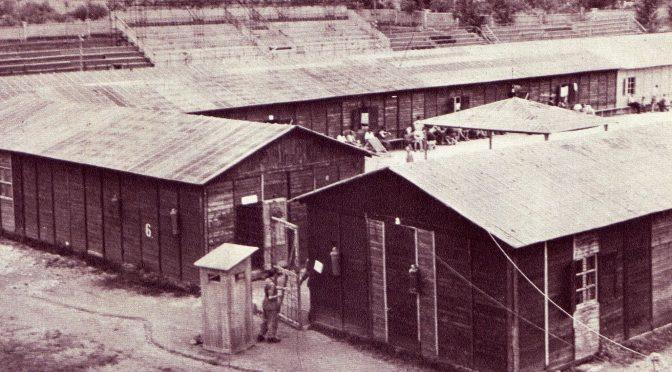 I campi di concentramento degli americani in Italia