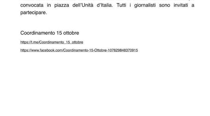 Trieste, i portuali incontrano il ministro Patuanelli 🙄
