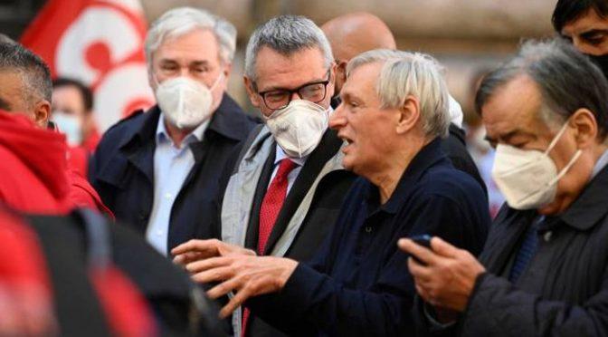 Mentre la CGIL gozzoviglia a Roma contro il 'fascismo' morivano altri 2 operai sul lavoro