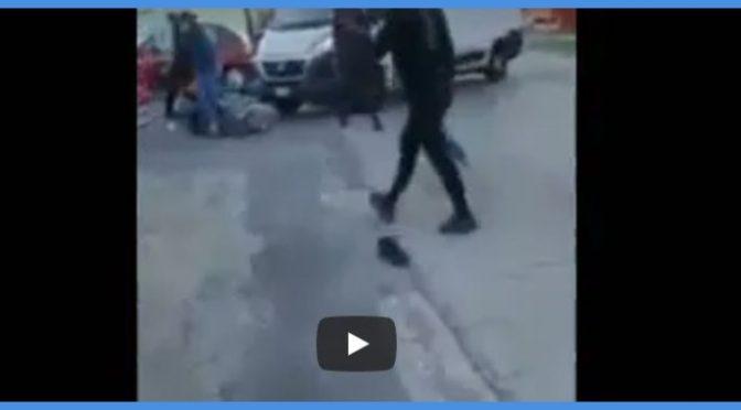 Imprenditori cinesi sprangano operai pakistani in sciopero a Prato – VIDEO